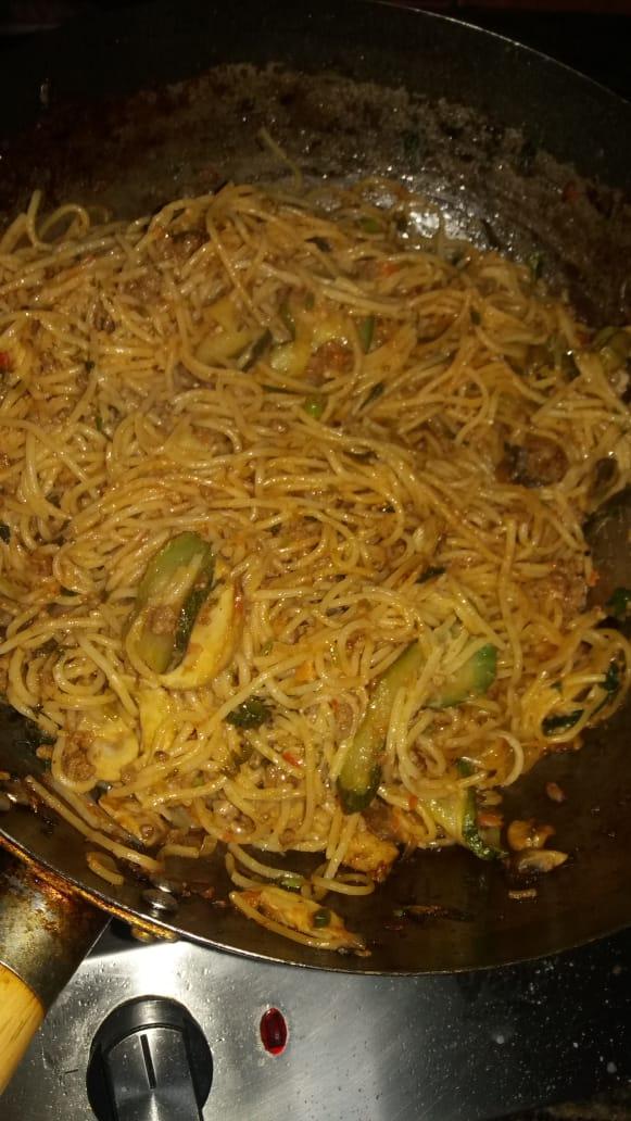 Khamisdegwz African and Swahili Cuisine