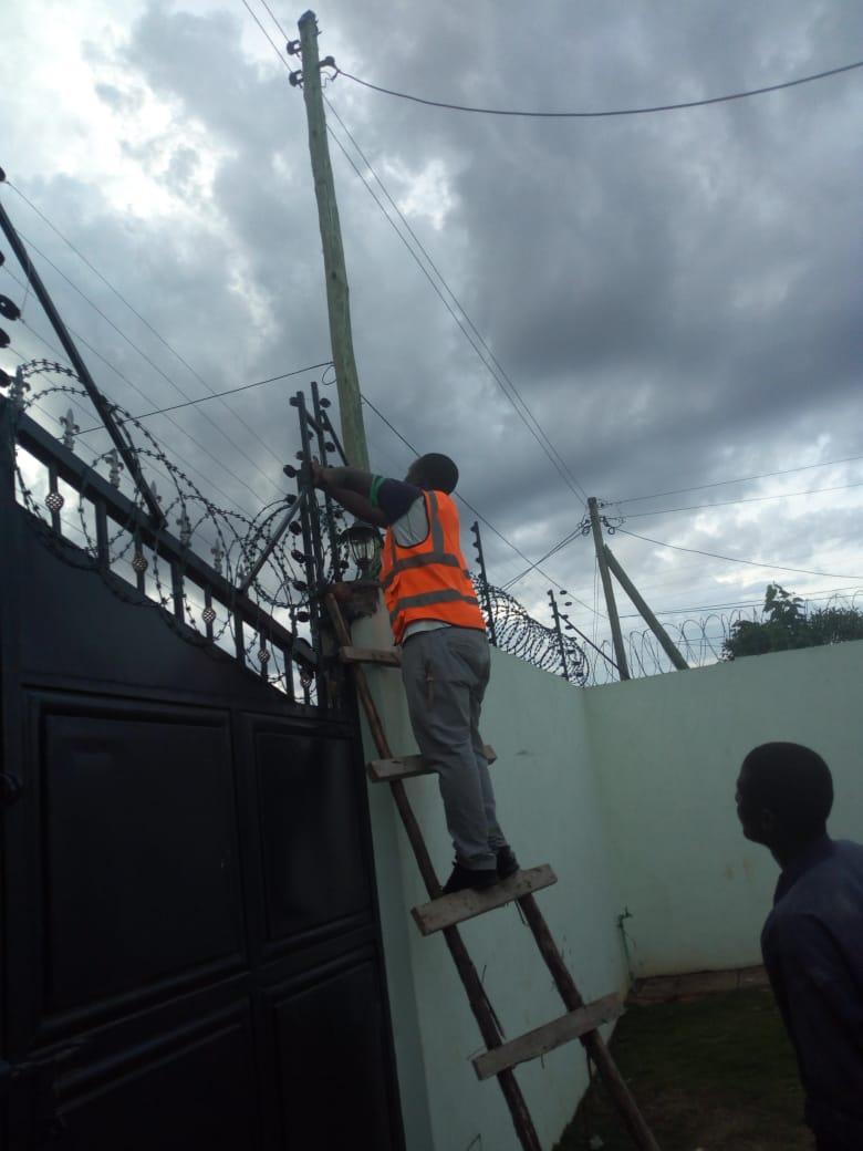 Licensed Electrician in Nairobi